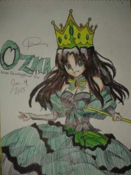 Ozma from Dorothy must Die by DanchouLoli-chi