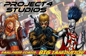 Project4 Characters by project4studios