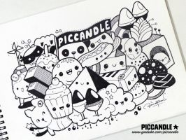Just Another Doodle [Video] by PicCandle