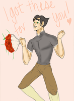 Bolin - I got these for you by The-Jazmo