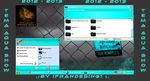 New Theme AQUA SHOW for XP by iFrandesing1