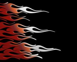 3D FLAMES by Steven-Becker