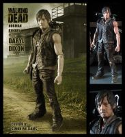 Daryl Dixon - custom figure by Simon-Williams-Art