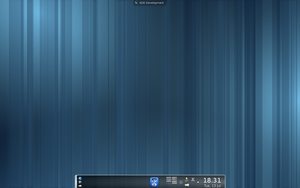 KDE SC 4.5 by white-dawn