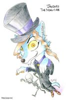 Jacques the Magician by hydrowing
