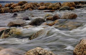 water movement by LucieG-Stock