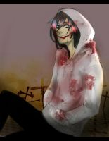 jeff the killer by ichimatsu14