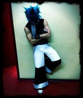 Black Star Cosplay by BenJi-XD