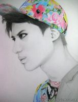 TAEMIN of SHINEE by marykrystal