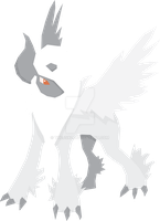 Mega Absol by TheJSX2