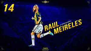 Raul Meireles - Fenerbahce by Power-Graphic