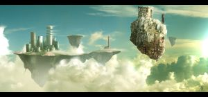 Cloud Civilization by Grimdar