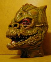 BOSSK LATEX MASK by lionback