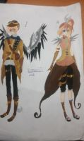 Adopts-Steampunk by smile2336