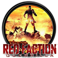 Red Faction Guerrilla Icon 1 by Komic-Graphics