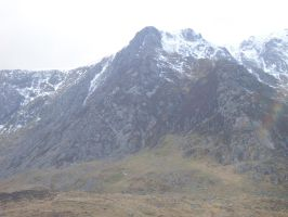 Mountain in Snowdonia by Soul-Reader