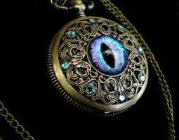 Violet Skies - Regal Watch - Eye Updated by LadyPirotessa