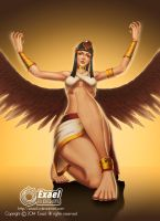 Isis by Exael-X