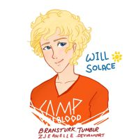 Will Solace by zjeanelle