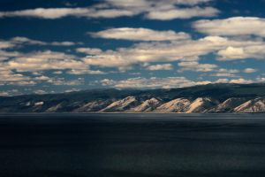Open spaces and the shores of Lake Baikal by erzsebet-beast