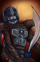 Optimus Primal by blobble
