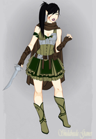Clover *DnD Character* by Suicidal-Writer