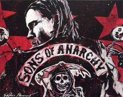 Sons of Anarchy by Murderdoll-197666