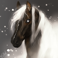 Gift .:snow ghost:. by WhiteSpiritWolf