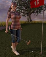 Easy Putt by willdial