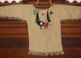 Childs Ghost Dance Shirt by TWLawless