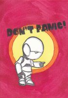 Don't Panic by frykitty