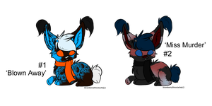 Caniby Adopts - Adopted by Feralx1