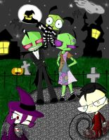 Nightmare before ZIM by I-Like-Things