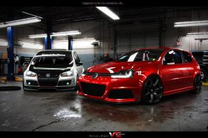 vw golf mk5 by Eimiz