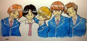 Ultimate group by Pulimcartoon