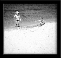 childhood in BW by utopic-man