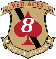 Battlestar Galactica Red Aces Patch by talos56