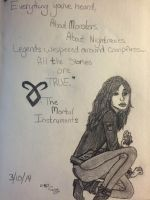 The Mortal Instruments by SealMyHeart15