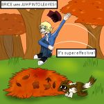 Perhapsgingersnaps: Brice Autumn Contests Entry by Pandapool