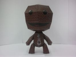 Sackboy by Destro2k