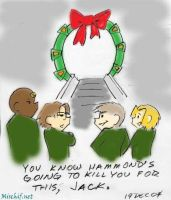 SG1 - The StarWreath by ickaimp