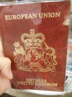 United Kingdom's Passport by Allyerion