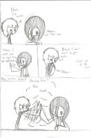 Easily entertained. by PrincesaNamine