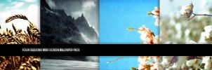Four Seasons WP Pack-1680x1050 by beanhugger