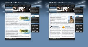 Mathias Lorenz - Portfolio by F3rk3S