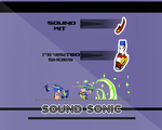 Sonic The Hedgehog - Sound Powered by ASparing-AStep