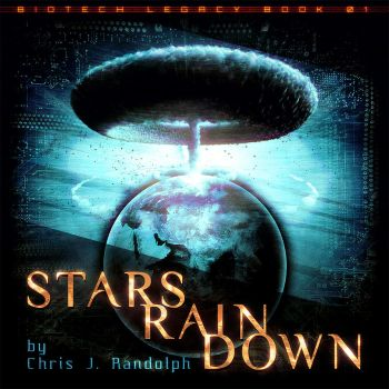 Stars Rain Down - Book Cover Remodel by Spectre-7