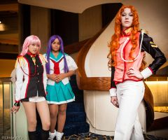 MomoCon: With Strength and Nobility by burloire