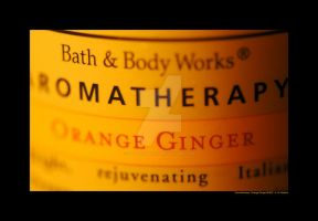 Aromatherapy: Orange Ginger by sportygirl4114