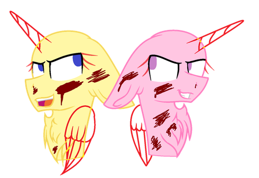 Partners in crime base mlp by miguelcaminoiscutie